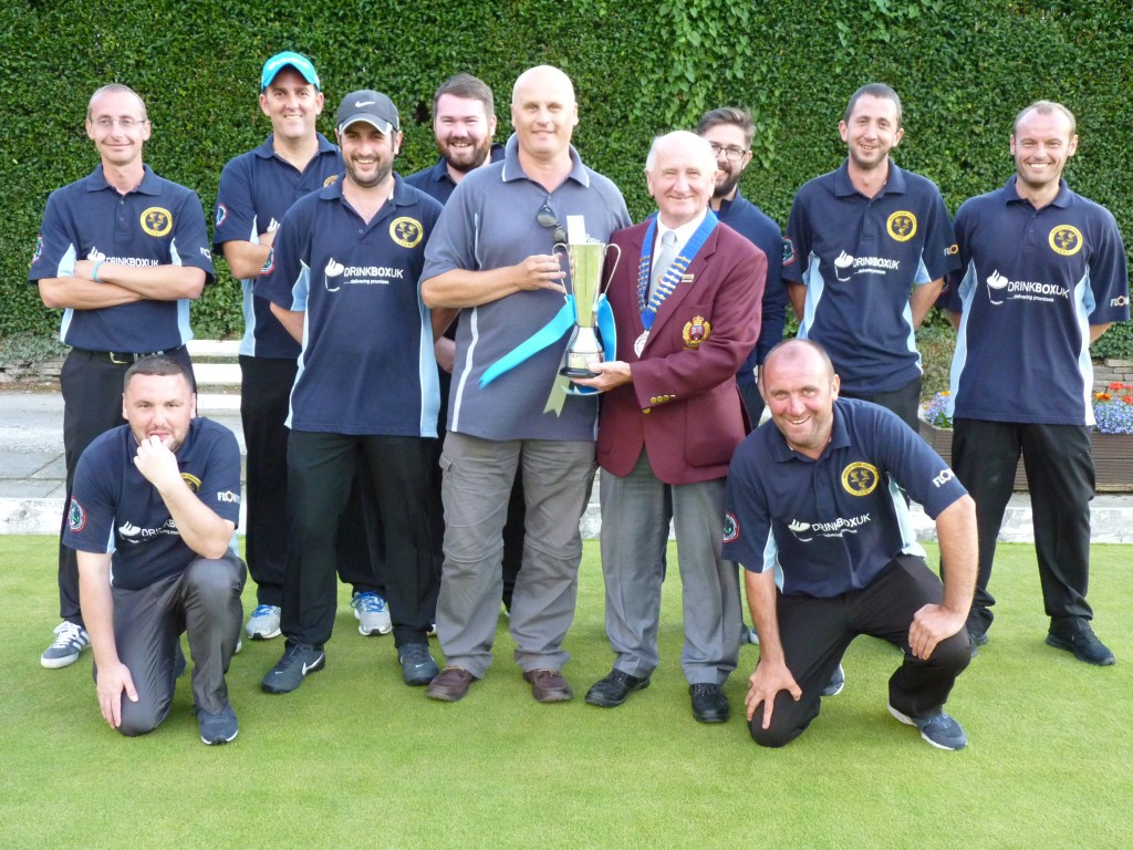 Merseyside, the 2016 BCGBA Endsleigh Senior Supplementary County Championship winners